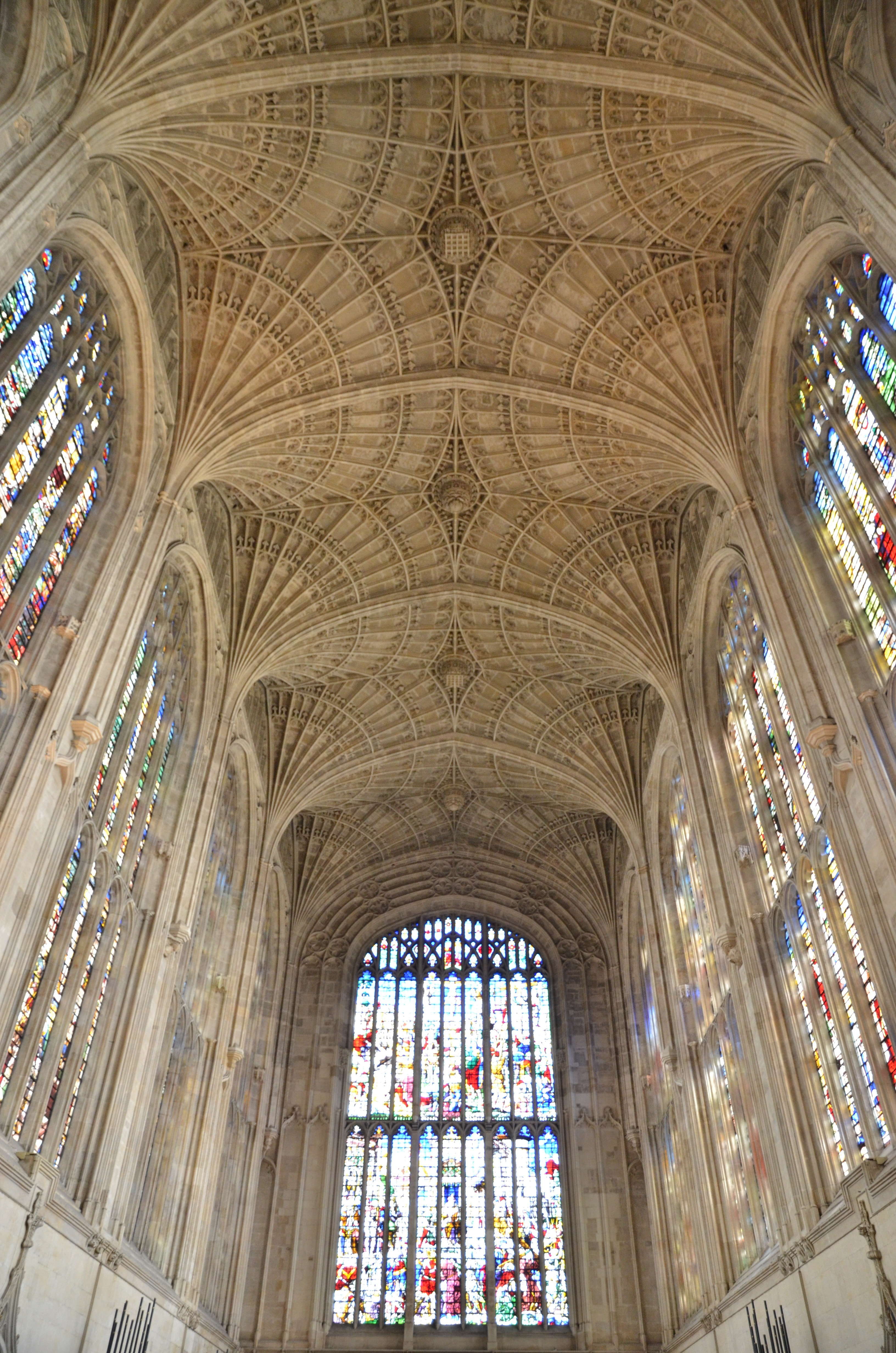 King's Chapel, Cambridge, UK