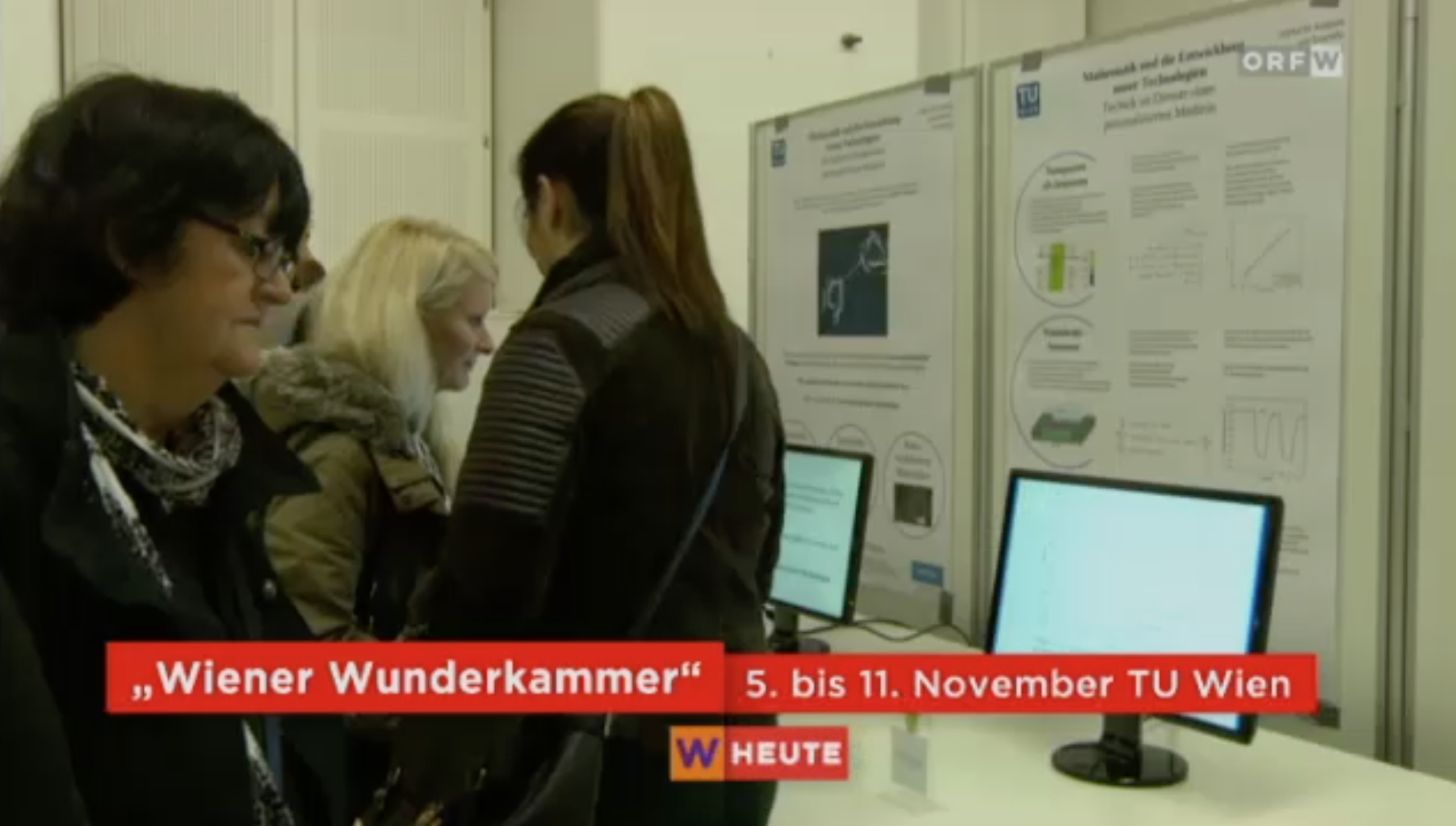 Wunderkammer 2015 visitors